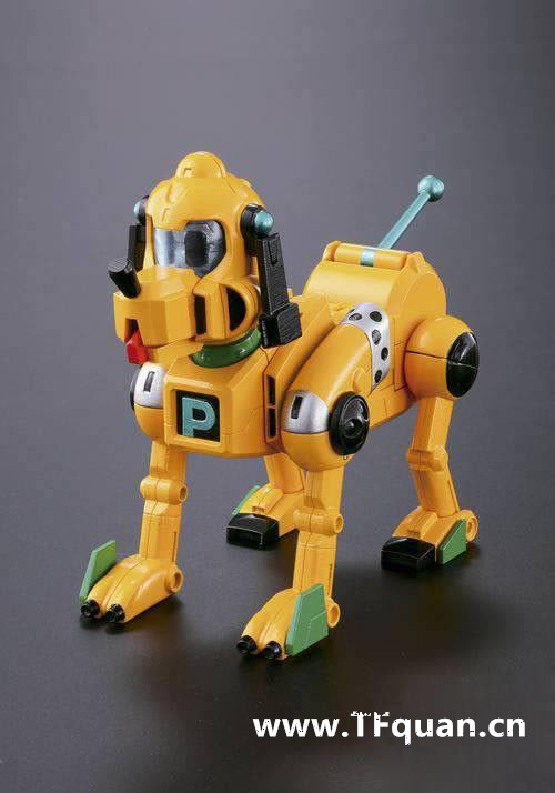 首款迪士尼变形合体机器人回顾 迪士尼 威利号 布鲁托 高飞 黛丝 唐纳 米奇 模玩  第9张