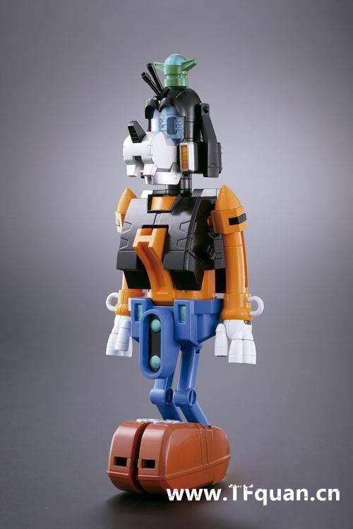 首款迪士尼变形合体机器人回顾 迪士尼 威利号 布鲁托 高飞 黛丝 唐纳 米奇 模玩  第8张
