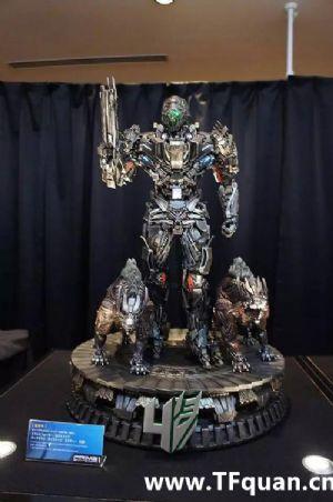 Prime 1禁闭雕像