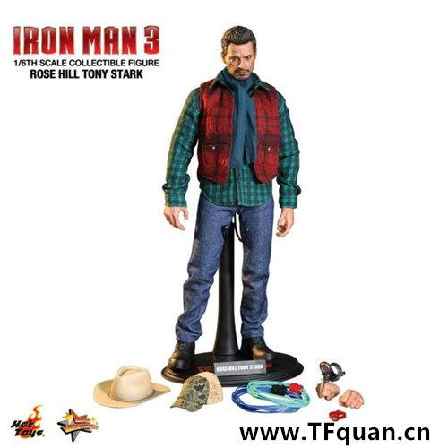 细说HT钢铁侠 那些出身富贵的10大MK会场 限定品 模玩 第1张