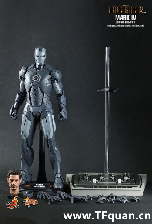 细说HT钢铁侠 那些出身富贵的10大MK会场 限定品 模玩 第10张