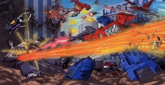 《变形金刚》美版G1动画片系列回顾第四季