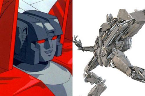 动画版VS真人版-主角变脸,你更喜欢那张脸 变形金刚漫谈 第7张