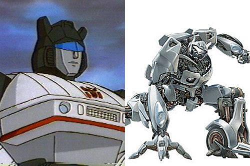 动画版VS真人版-主角变脸,你更喜欢那张脸 变形金刚漫谈 第5张