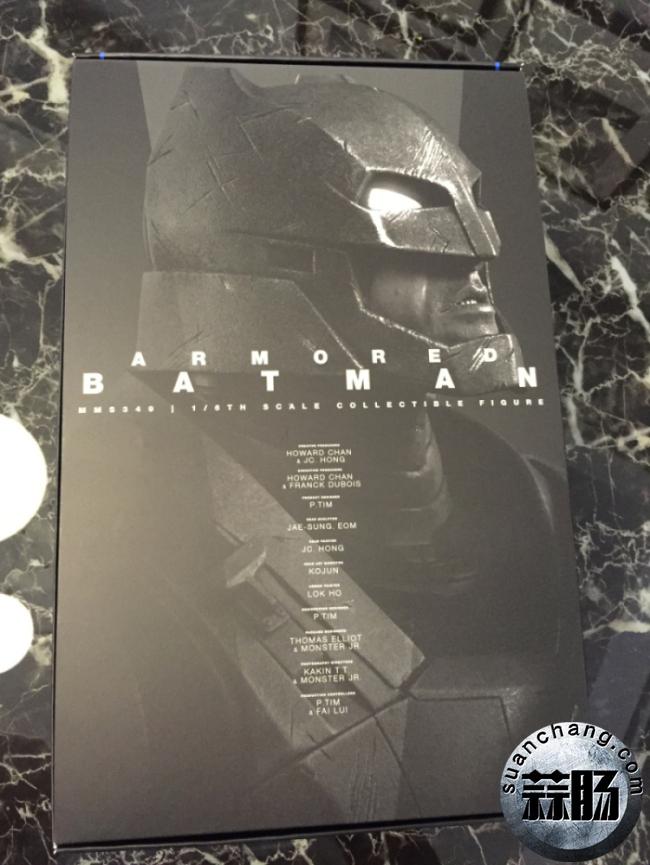 评测分享——HT《蝙蝠侠大战超人》-重甲版 蝙蝠侠 模玩 第3张