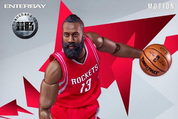 Enterday新品:1/9 NBA系列 哈登 发售