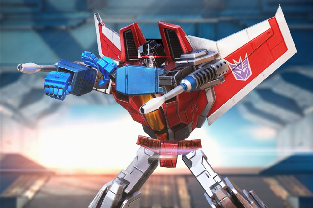 Transformers Earth Wars 游戏人物(二)