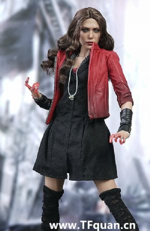 Hottoys MMS301《复仇者联盟2》- 绯红女巫 Scarlet Witch
