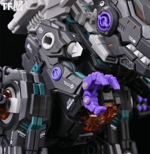第三方 诚造社 铁甲龙 评测 第8张