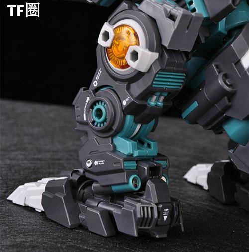 第三方 诚造社 铁甲龙 评测 第17张