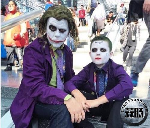 这个小丑有点帅!2016纽约漫展辣眼COS火热上线 Cosplay 第12张