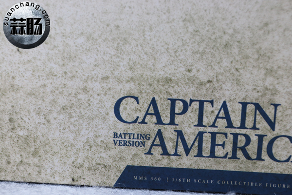 HT内战版美国队长——会场版&普通版对比开箱分享 普通版 会场版 美国队长 内战版 HT 模玩  第11张