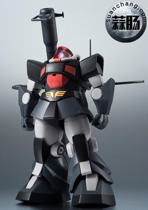 万代 ROBOT魂 〈SIDE MS〉 YMS-09 大魔原型机ver. A.N.I.M.E. 动态 第1张