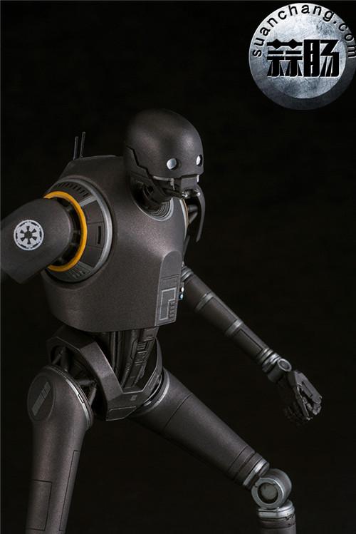 寿屋:1/10《侠盗一号:星球大战外传》K-2SO 安保机器人 ARTFX雕像 模玩 第6张