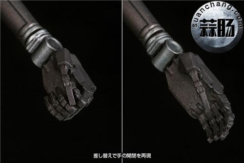 寿屋:1/10《侠盗一号:星球大战外传》K-2SO 安保机器人 ARTFX雕像 模玩 第8张