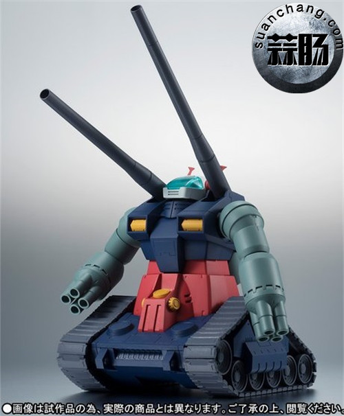 BANDAI魂商店 ROBOT魂 钢坦克&白色木马格纳库 模玩 第9张