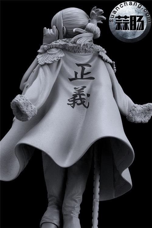 眼镜厂 海贼王 造形王顶上决战VI 原型公开 模玩 第22张