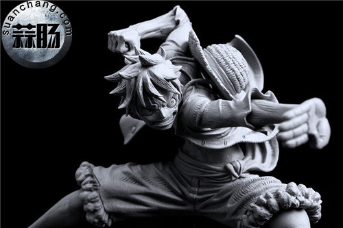眼镜厂 海贼王 造形王顶上决战VI 原型公开 模玩 第25张