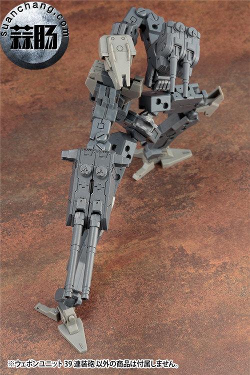 寿屋 M.S.G.武器包39 连装炮 模玩 第7张