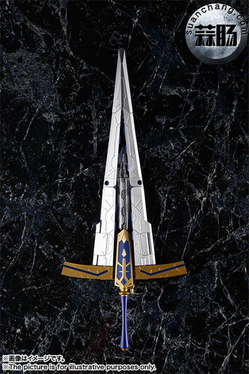 BANDAI AGP系列 Saber 变幻誓约胜利之剑 模玩 第14张