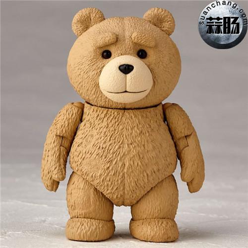 海洋堂 FIGURE COMPLEX MOVIE REVO NO.006 《泰迪熊2》TED  模玩 第1张