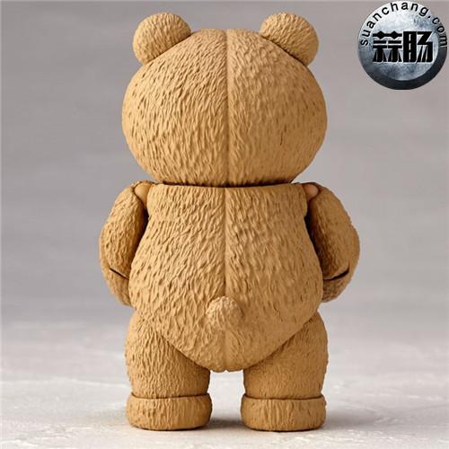 海洋堂 FIGURE COMPLEX MOVIE REVO NO.006 《泰迪熊2》TED  模玩 第2张