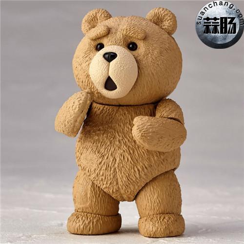 海洋堂 FIGURE COMPLEX MOVIE REVO NO.006 《泰迪熊2》TED  模玩 第3张