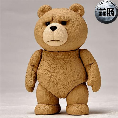 海洋堂 FIGURE COMPLEX MOVIE REVO NO.006 《泰迪熊2》TED  模玩 第4张