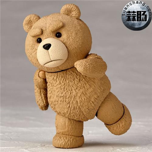 海洋堂 FIGURE COMPLEX MOVIE REVO NO.006 《泰迪熊2》TED  模玩 第5张