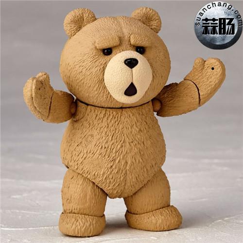 海洋堂 FIGURE COMPLEX MOVIE REVO NO.006 《泰迪熊2》TED  模玩 第6张
