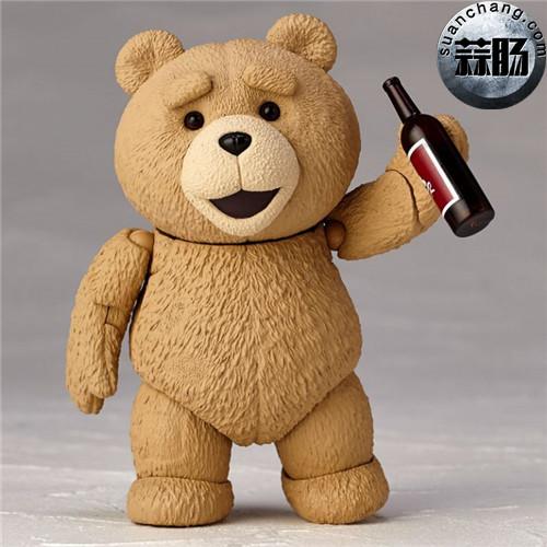海洋堂 FIGURE COMPLEX MOVIE REVO NO.006 《泰迪熊2》TED  模玩 第7张