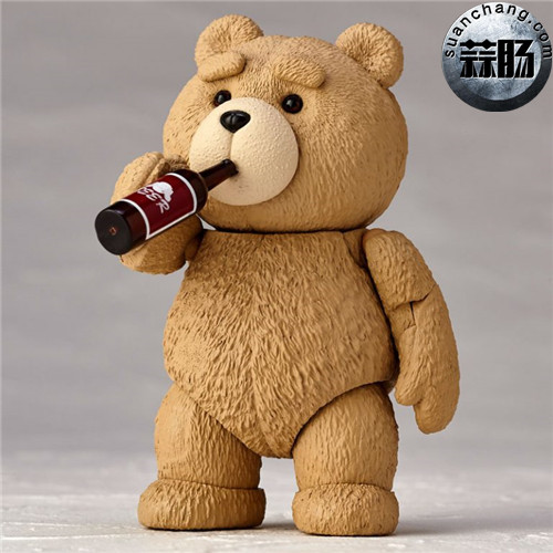 海洋堂 FIGURE COMPLEX MOVIE REVO NO.006 《泰迪熊2》TED  模玩 第8张