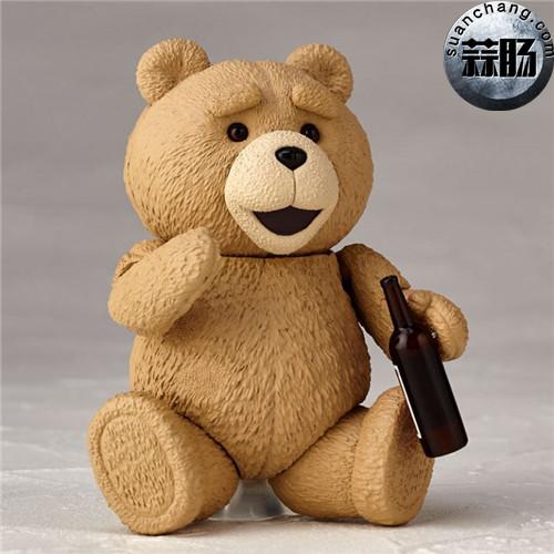 海洋堂 FIGURE COMPLEX MOVIE REVO NO.006 《泰迪熊2》TED  模玩 第9张