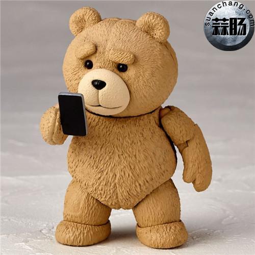 海洋堂 FIGURE COMPLEX MOVIE REVO NO.006 《泰迪熊2》TED  模玩 第10张