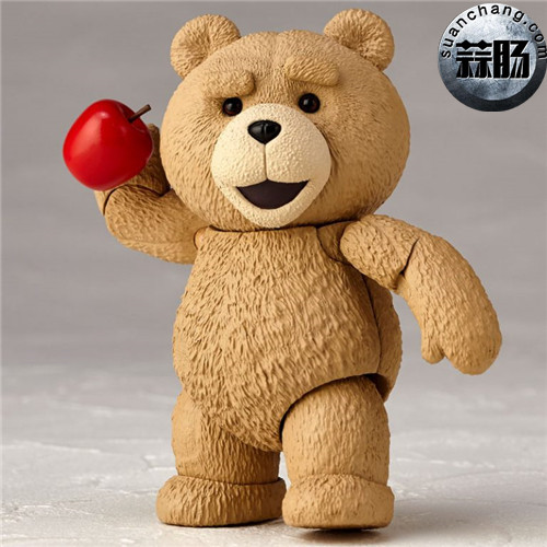 海洋堂 FIGURE COMPLEX MOVIE REVO NO.006 《泰迪熊2》TED  模玩 第11张