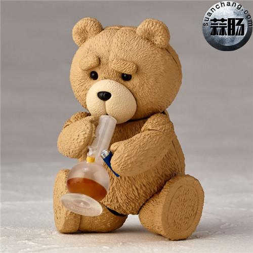 海洋堂 FIGURE COMPLEX MOVIE REVO NO.006 《泰迪熊2》TED  模玩 第12张