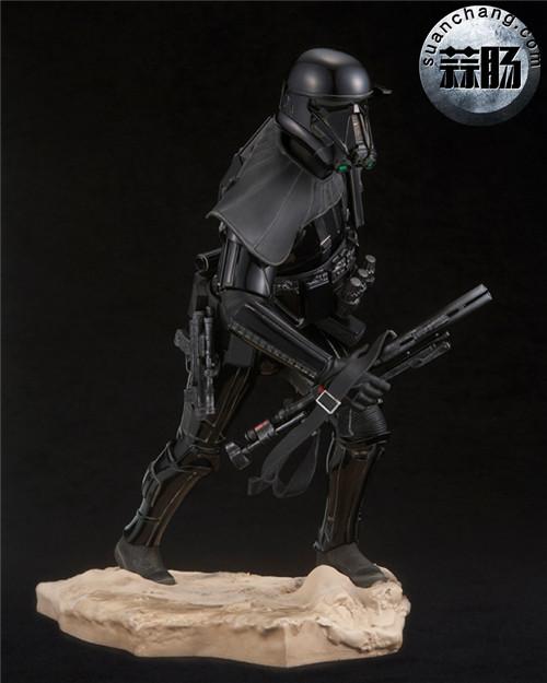 寿屋 ARTFX 侠盗一号:星球大战外传 死亡部队 开订 模玩 第3张