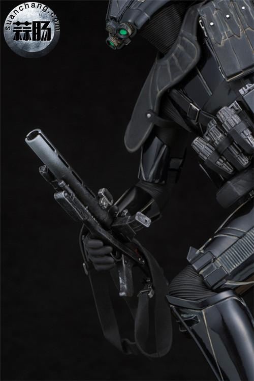 寿屋 ARTFX 侠盗一号:星球大战外传 死亡部队 开订 模玩 第10张