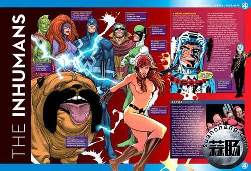 漫威漫画《异人族》明年重启 剧版2017年播出 动漫 第2张