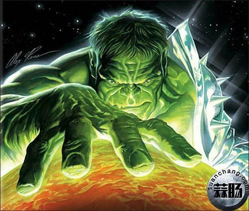 《雷神3》沿用漫画中的Sakaar星球 绿巨人也将登场 动漫 第1张