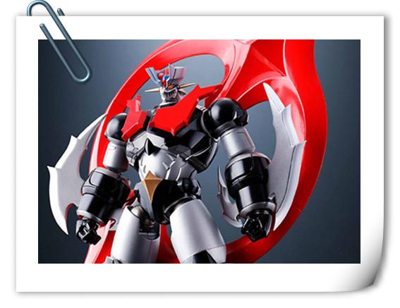 BANDAI SUPER ROBOT超合金 魔神ZERO