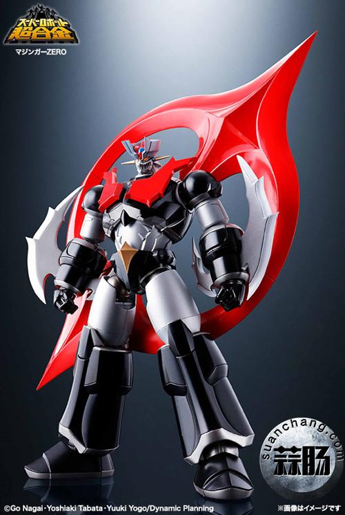 BANDAI SUPER ROBOT超合金 魔神ZERO  模玩 第2张