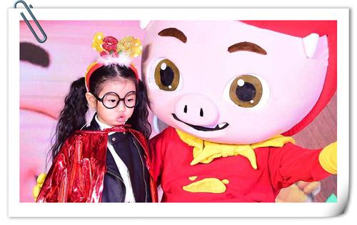 动画电影《猪猪侠》来袭 阿拉蕾萌动助阵
