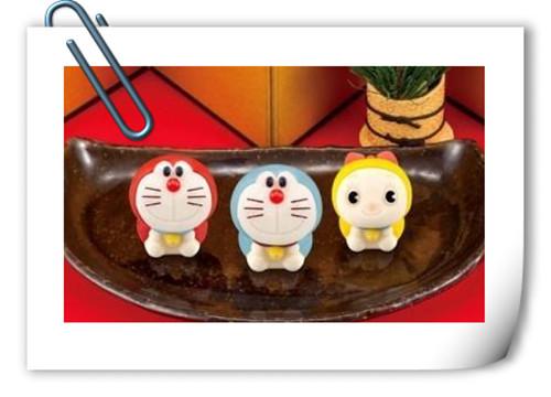 """秀色可餐!""""哆啦A梦""""可以吃啦"""