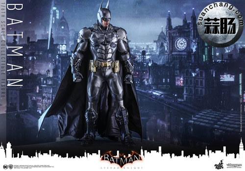 重磅消息——蝙蝠侠游戏版本出人偶了???Hottoys 新品《蝙蝠侠:阿甘骑士》来袭 模玩 第5张