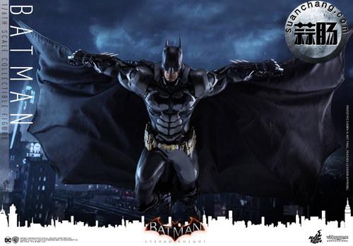 重磅消息——蝙蝠侠游戏版本出人偶了???Hottoys 新品《蝙蝠侠:阿甘骑士》来袭 模玩 第6张