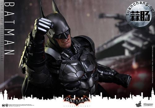 重磅消息——蝙蝠侠游戏版本出人偶了???Hottoys 新品《蝙蝠侠:阿甘骑士》来袭 模玩 第9张