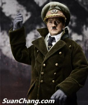 TIT TOYS 二战德军元首 希特勒老年版