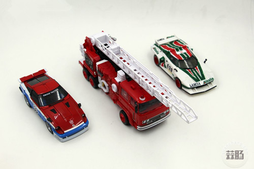 MT消防车评测 评测 第6张