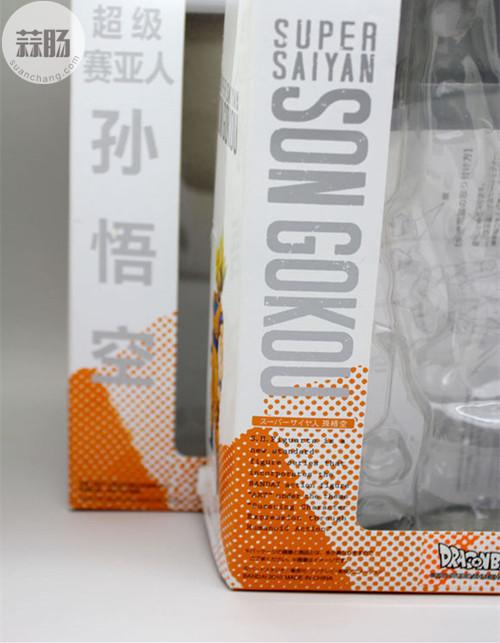 SHF 龙珠 超级赛亚人1孙悟空 模玩 第12张